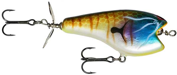 PH Custom Lures Crazy Ace