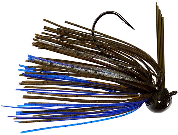 PH Custom Lures Hand Tied Football Jig - NOW IN STOCK