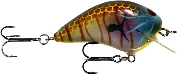 PH Custom Lures Huntin' P Squarebill - NOW IN STOCK