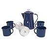 GSI Sierra 5 Piece Coffee Pot Set