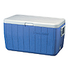 Coleman 68 Qt. Blue Cooler with Insulated Lid