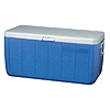 Coleman 100 Qt. Blue Cooler with Insulated Lid