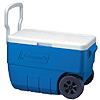 Coleman 50 Qt. Wheeled Cooler