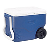 Coleman 40 Qt. Wheeled Cooler with Cup Holder