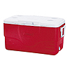 Coleman 50 Qt. Ice Chest with Holder