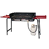 Camp Chef Professional Deluxe Triple Burner Cooker Package