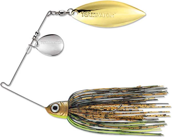 Terminator Pro Series Spinnerbait Tandem Willow - NEW IN SPINNERBAITS