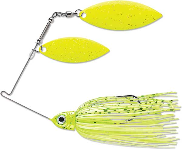 Terminator Pro Series Spinnerbait Double Willow - NEW IN SPINNERBAITS