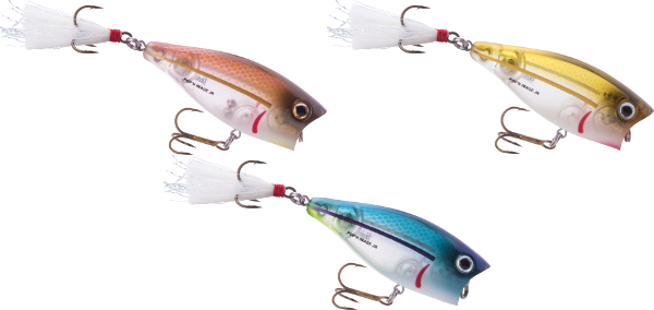 Heddon Pop'n Image Jr. - NEW COLORS