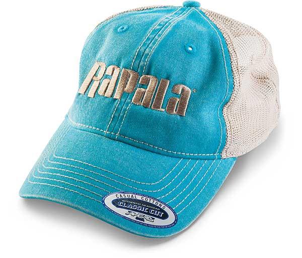 Rapala Classic Cap - Center Logo - NEW APPAREL