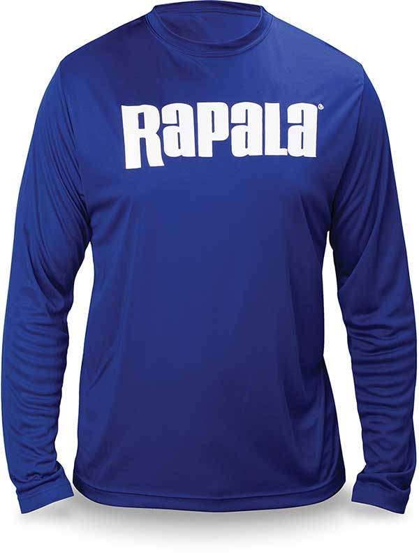 Rapala Core Long Sleeve T-Shirt - NEW IN APPAREL