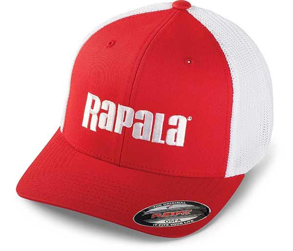 Rapala Flex Fit Cap - Center Logo - NEW APPAREL