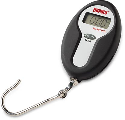 Rapala 25 lb. Mini Digital Scale - NOW STOCKING