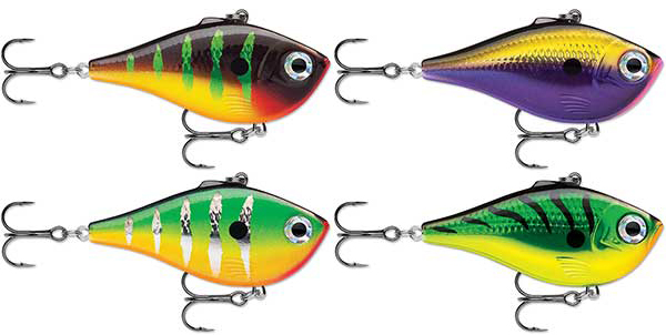 Rapala Rippin' Rap - NEW COLORS