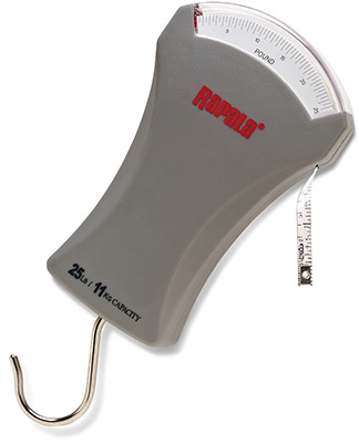 Rapala 25 Lb Mechanical Scale - NOW STOCKING