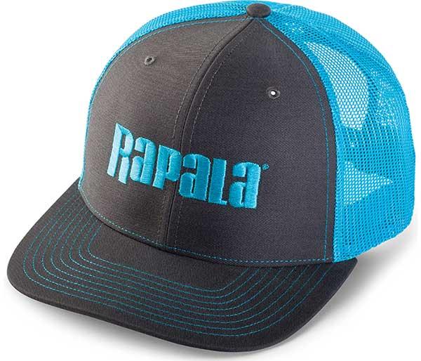 Rapala Trucker Cap - Center Logo - NEW APPAREL