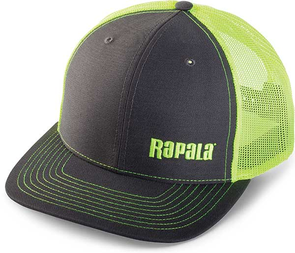 Rapala Trucker Cap - Left Logo - NEW APPAREL