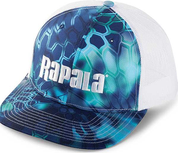 Rapala Trucker Cap - Kryptek - NEW APPAREL