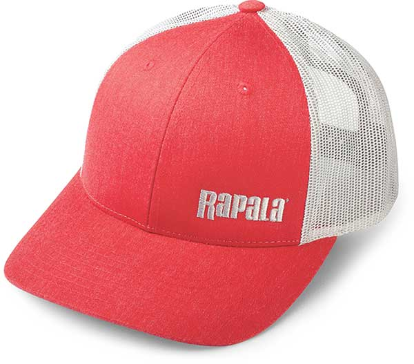 Rapala Snapback Trucker Cap Low Profile - Left Logo - NEW IN APPAREL