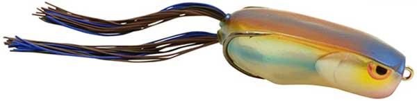 Spro Bronzeye Spit Shad 60 - NEW FROG BAIT