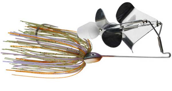 Greenfish Tackle Shark Double Blade Buzzbait with Floats - NOW IN STOCK