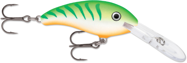 Rapala Shad Dancer - NEW SIZE