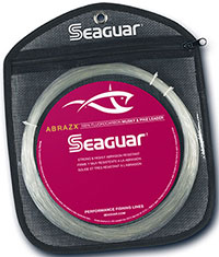 Seaguar AbrazX Muskie/Pike Leader Fluorocarbon Line - NEW LINE
