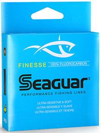 Seaguar Finesse Fluorocarbon Line - NEW LINE
