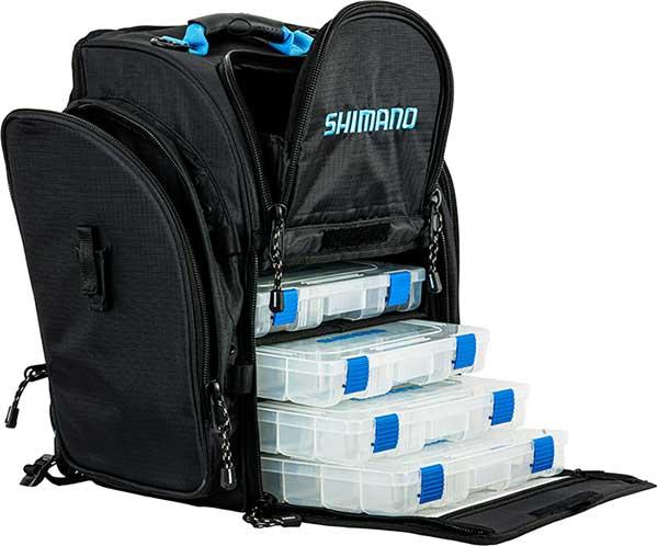 Shimano Blackmoon Backpacks - NOW AVAILABLE