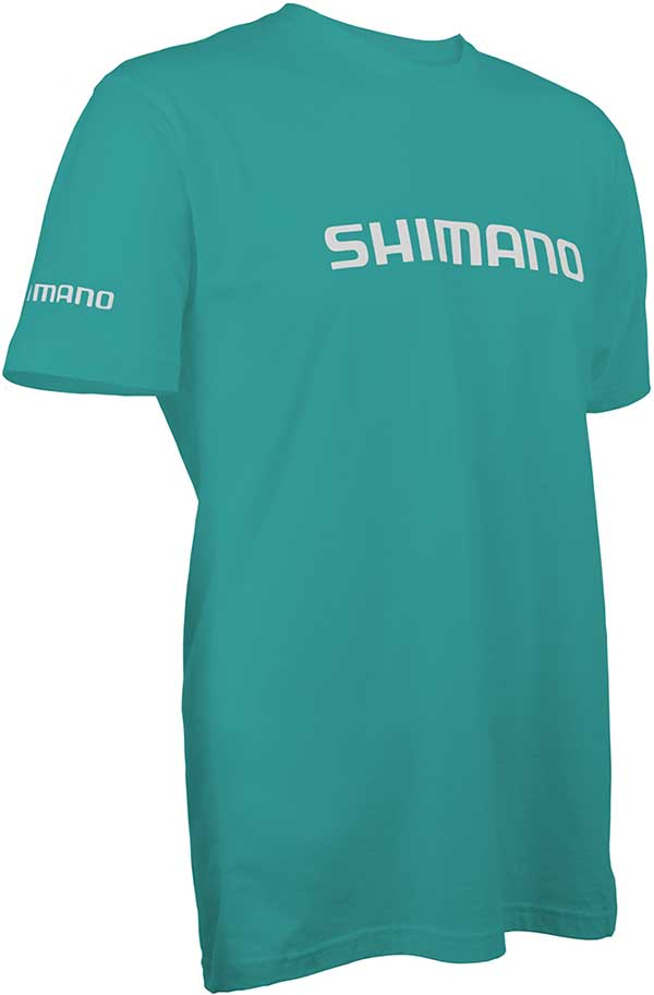 Shimano Ringspun Short Sleeve T-Shirt - NEW COLOR AVAILABLE