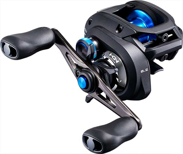 Shimano SLX DC Low Profile Baitcasting Reel - NEW REEL