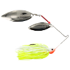 Long-Arm Aggravator Double Willow Spinnerbait