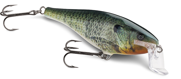 Rapala Super Shad Rap - NEW COLORS