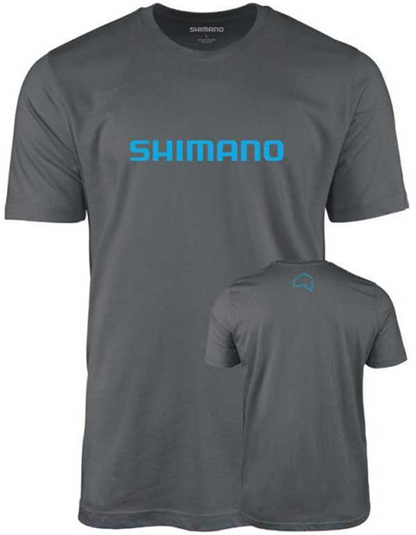 Shimano Icon Performance Short Sleeve Tee Shirt - NEW IN APPAREL