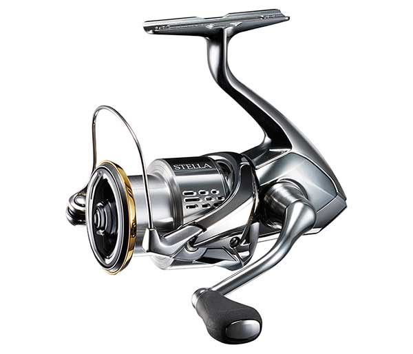 Shimano Stella FJ Spinning Reel - NOW STOCKING