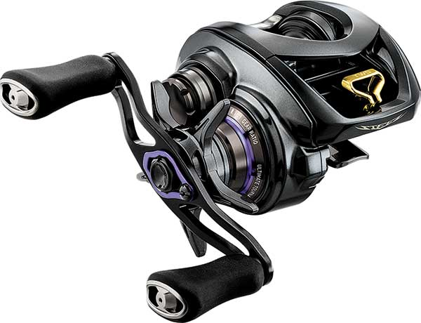 Daiwa Steez CT SV Baitcasting Reel - NEW REEL
