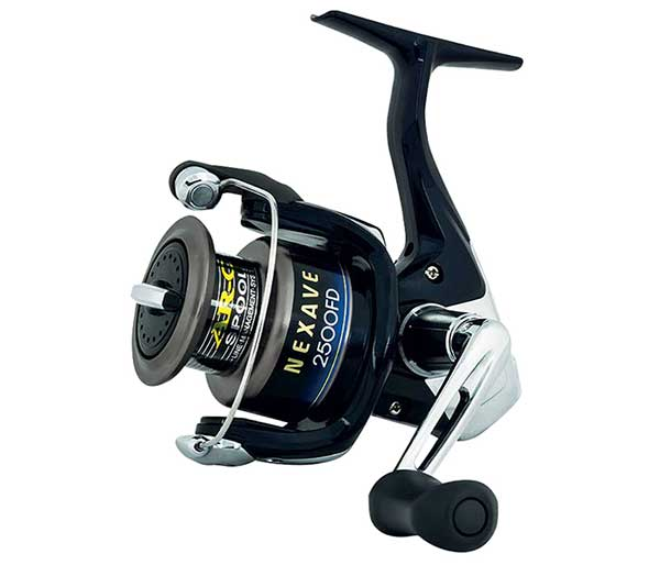 Day 6 - Shimano Nexave Spinning Reel 50% Off