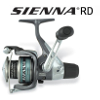 Sienna RD Rear Drag Spinning Reels