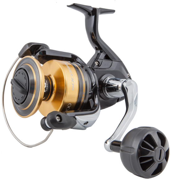Shimano Socorro SW Saltwater Front Drag Spinning Reel - NOW STOCKING