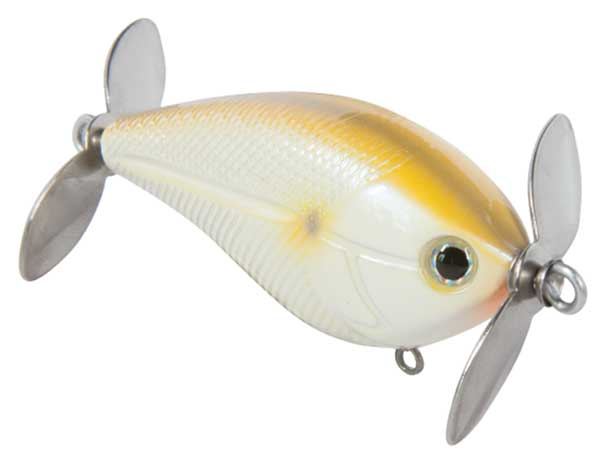 Livingston Lures Spin Master Tournament Series EBS Original - NEW LURE!