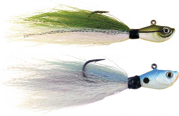 Spro Bucktail Jig - MORE COLORS & SIZES
