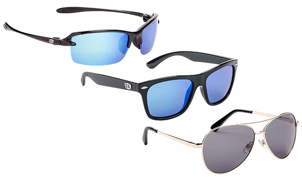 Strike King SK Plus Sunglasses - NEW STYLE AND COLORS!