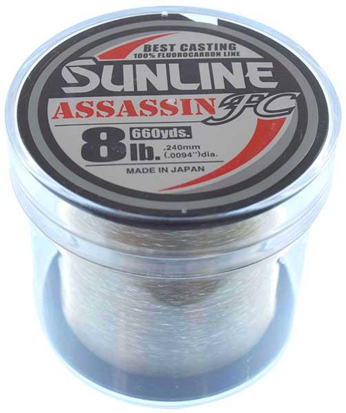 Sunline Assassin FC Fluor