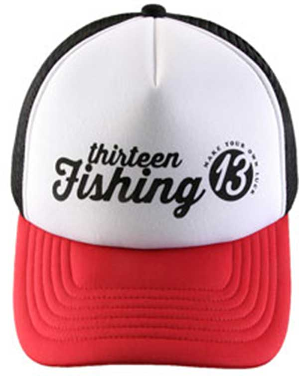 13 Fishing The Brotatochip Snapback Hat - NOW STOCKING
