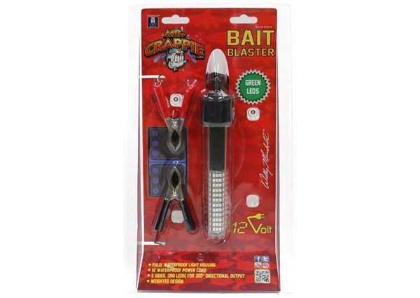 T-H Marine Mr. Crappie Bait Blaster Underwater Light - NOW STOCKING