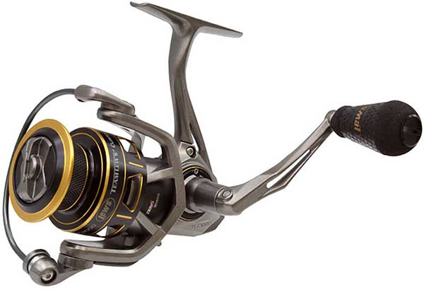 Lew's Team Lew's Custom Pro Speed Spin Spinning Reel - NOW AVAILABLE
