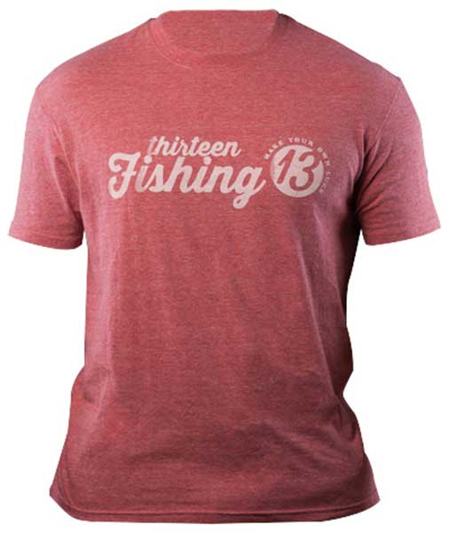 13 Fishing Litre O'Cola Retro Short Sleeve T-Shirt - NEW APPAREL