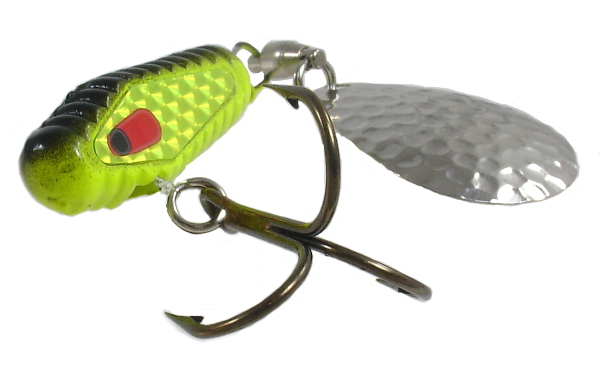 Blitz Lures Tailspin - NOW AVAILABLE