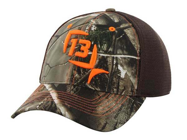 13 Fishing Mr. Tucker FlexFit Hat - NEW APPAREL
