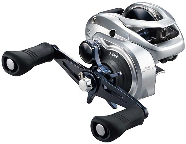 Shimano Tranx Low Profile Casting Reel - NOW IN STOCK